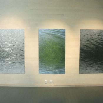 Teoksen nimi: Meren kuvia I, II ja III