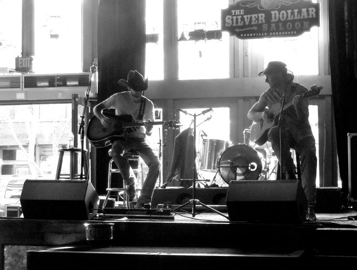 The Silver Dollar Saloon