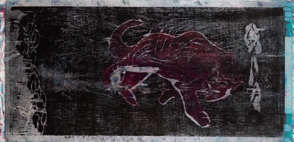 Yöhön jääneitä, tiikerin tassu