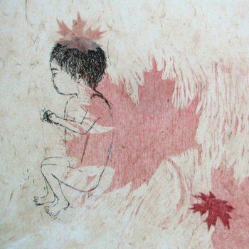 Teoksen nimi: Metsän lapsi