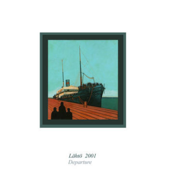 Teoksen nimi: Lähtö, 2001