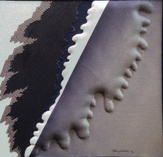 Revennyt lehti 64×62 cm