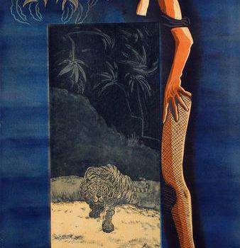 Teoksen nimi: Tiikeri ja Nainen