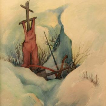 Teoksen nimi: Arctica In Memoriam, 1979