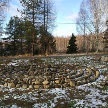 Teoksen nimi: Vladimir Zorin,Labyrintti(arkeologinen löytö)