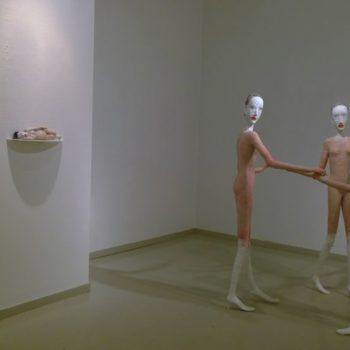 Teoksen nimi: Näyttelystä Galleria Beckerissä