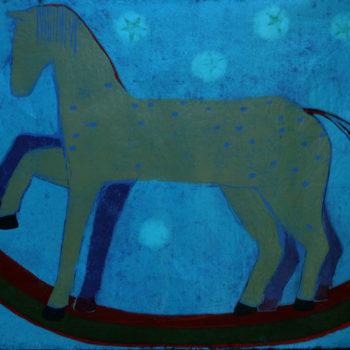 Teoksen nimi: Kahdeksanjalkainen hevonen