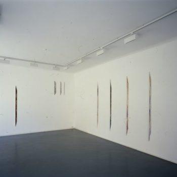 Teoksen nimi: Näyttelystä Sivustakatsotut