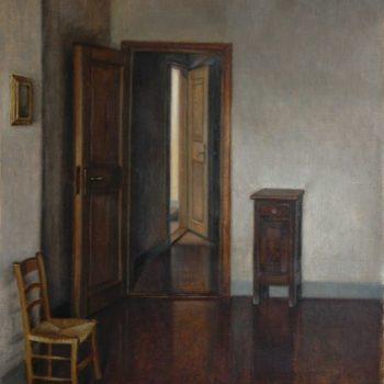 Teoksen nimi: Dark Room, Firenze