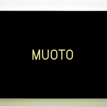 Name of the work: Muoto 2016