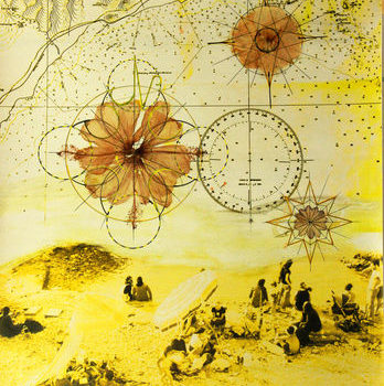 Name of the work: Compass Roses 1