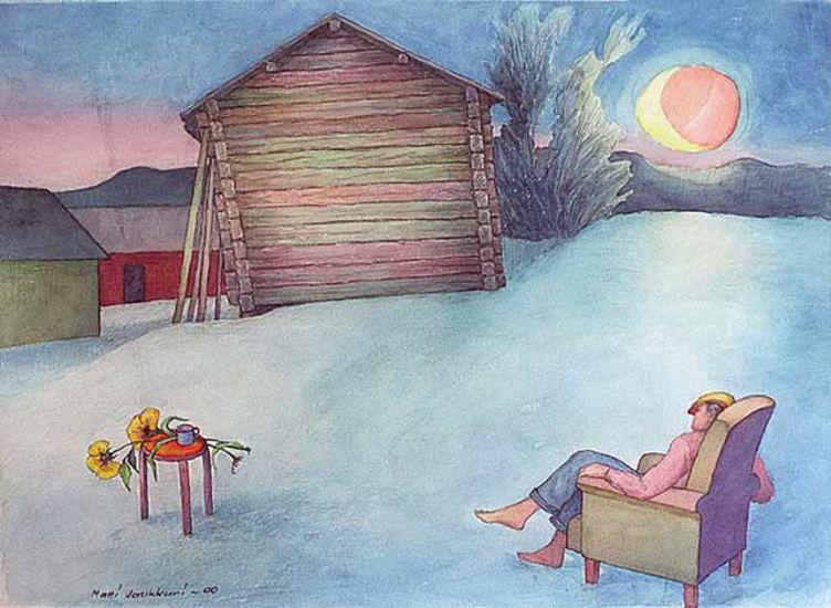 Sininen hetki, 2000