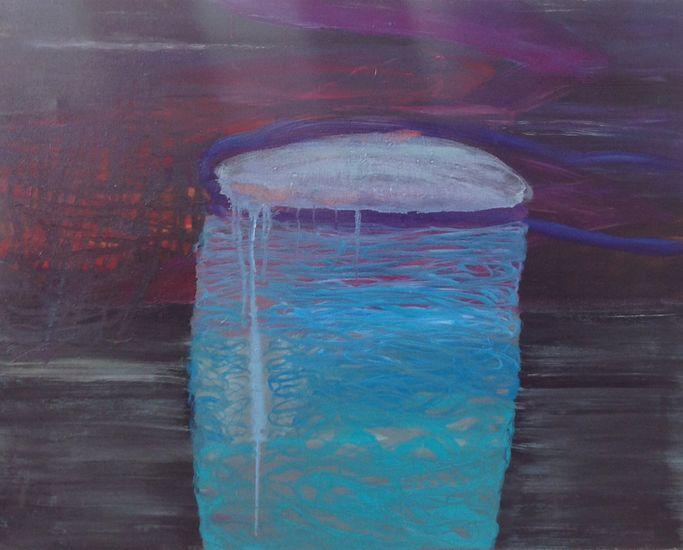 kuunvaloista vettä