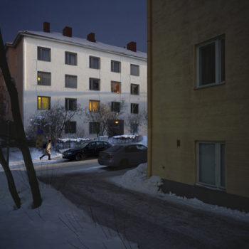 Teoksen nimi: Solar Intensity / Street, 2010
