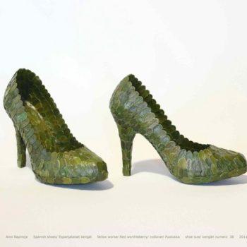 Teoksen nimi: Espanjalaiset kengät