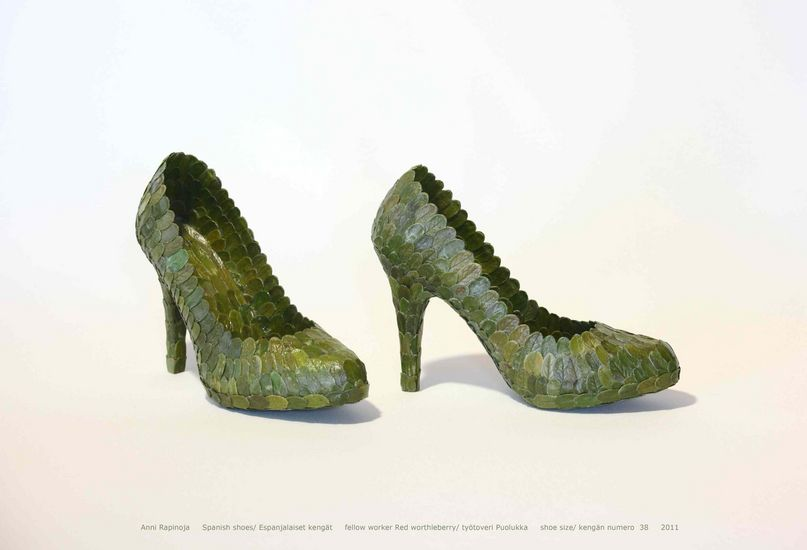 Espanjalaiset kengät