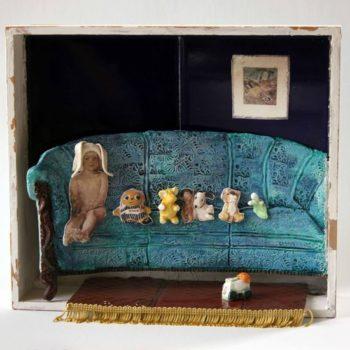 Teoksen nimi: Aliina's toys 2014