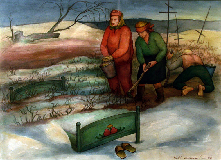 Jäätävä polte, 1992