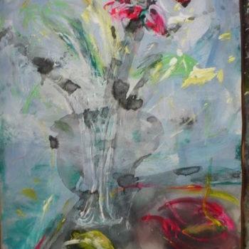 Teoksen nimi: Flower arrangement 2013