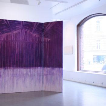 Teoksen nimi: Galleria G, Helsinki 2011