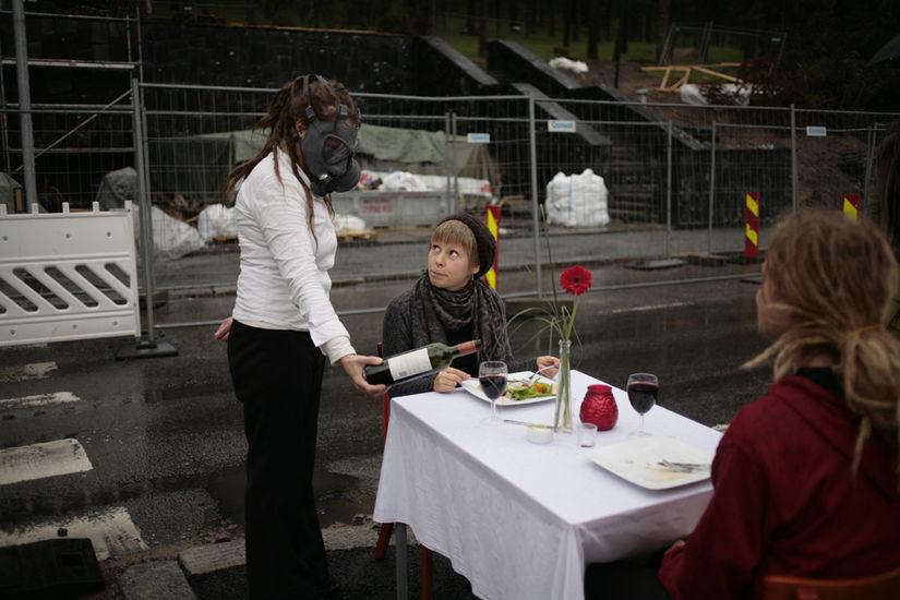 Pollution-free Dinner