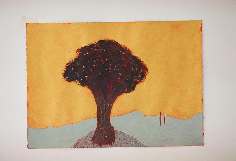 Toscanan puu  2005