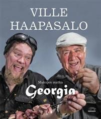 Teoksen nimi: Ville Haapasalo Georgia 2015 Juha Metso / Kauko Röyhkä