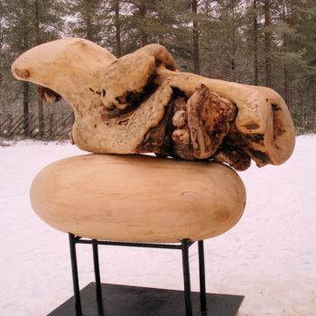 Name of the work: Paha kasvu