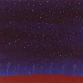 Teoksen nimi: Tähti-illan vaeltaja