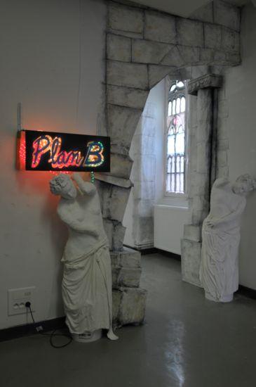 Installaatio Plan-B 2011