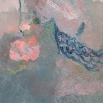 Teoksen nimi: Ruusujen paletti valtameren yli