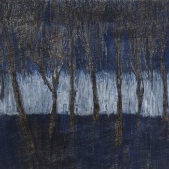 Teoksen nimi: Landscape – Winter