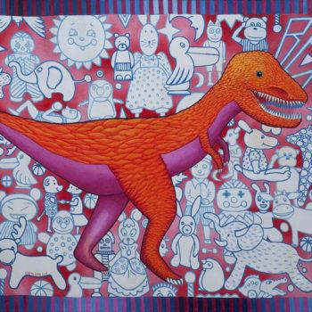 Teoksen nimi: Tyrannosaurus Rex