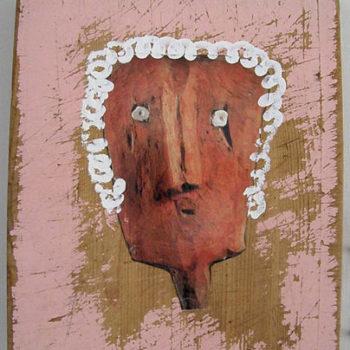 Teoksen nimi: Esiäiti no 14 (omakuva) 2010