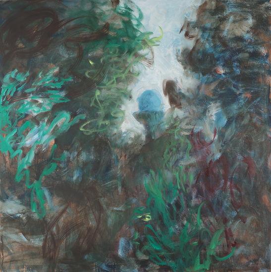 Tiikerikissan puutarha I / The Leopard´s garden I