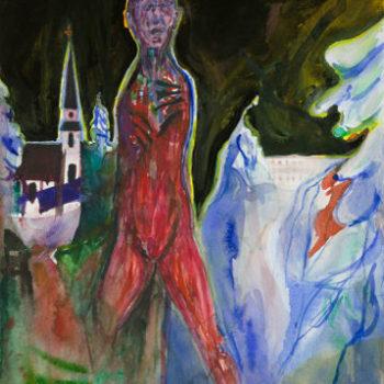 Teoksen nimi: Rovaniemen yössä 2010