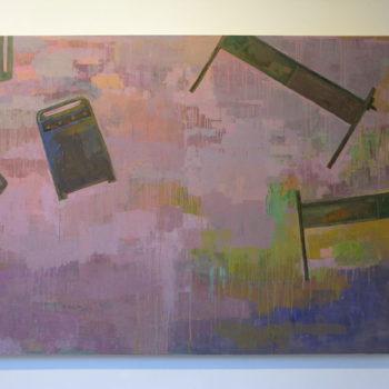 Teoksen nimi: Kengät pois II, 2012