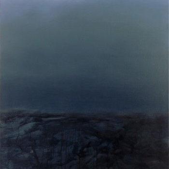 Teoksen nimi: Pilvistyvää 1, 2015