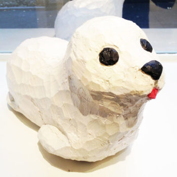Name of the work: Baby seal