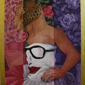 Name of the work: Rosecoloured glasses
