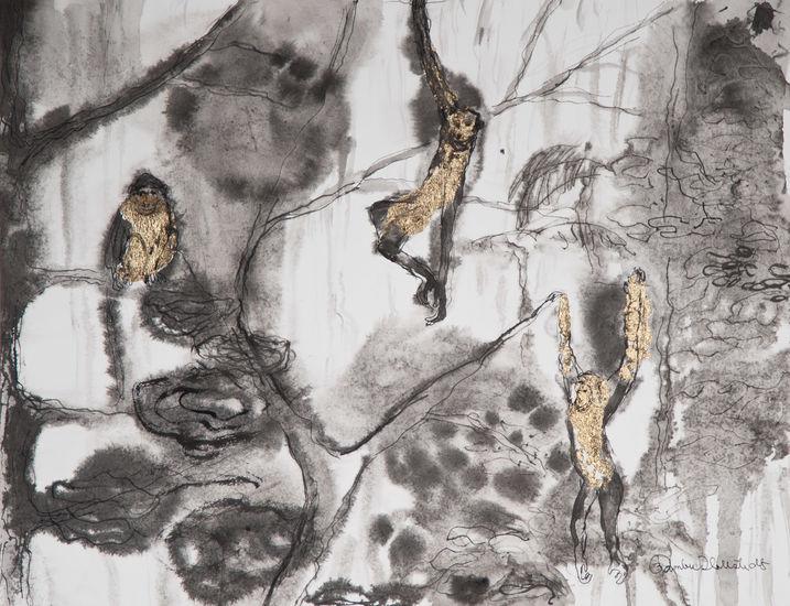Kolme apinaa – Three Apes 2009