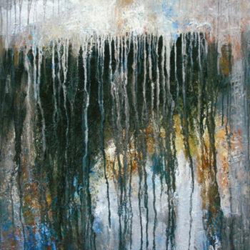 Teoksen nimi: Alkulähde, 2008