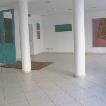 Teoksen nimi: Lietuvos Aido Galerija 2009