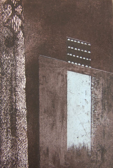 Ikkunan heijastus (Reflection of the window), 2011, 30 x 20 cm