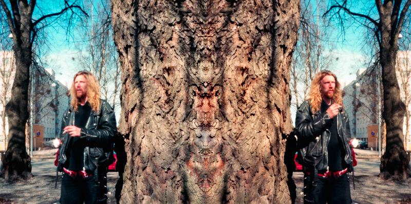 Urban Shaman(Big tree).2011