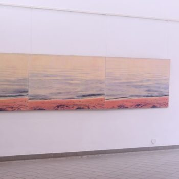 Name of the work: Dimension, osat 1 ja 2, Malmintalon galleria