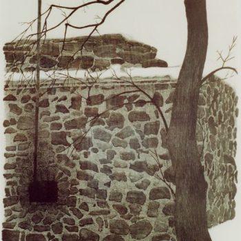 Teoksen nimi: Bastioni Hårleman 1977