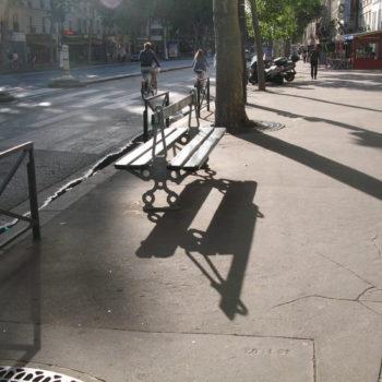 Teoksen nimi: Montparnasse, 2016