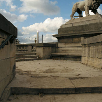 Teoksen nimi: Place de la Concorde