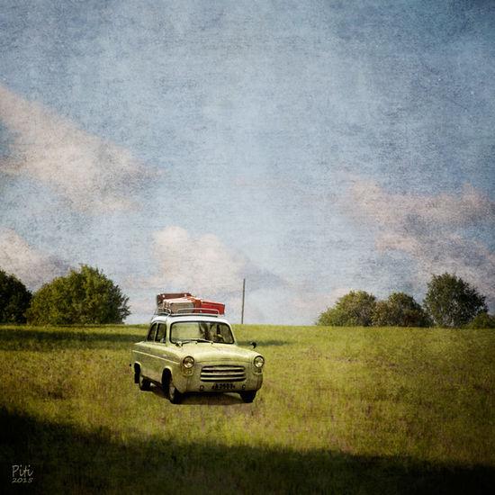 Kesäpelto – peltoauto